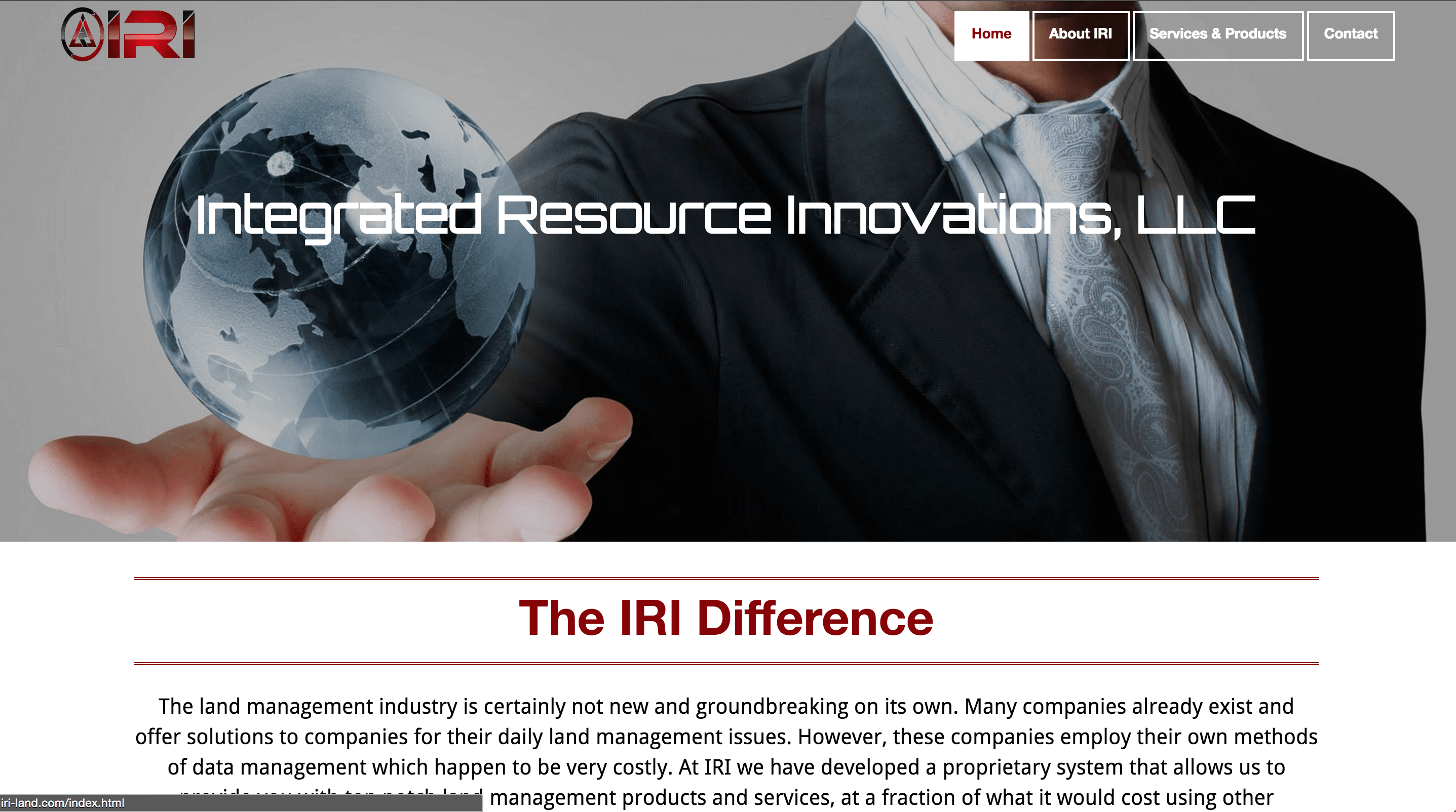 Integrated Resource Innovations